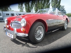 Die fertige Totalrestauration: Austin Healey 3000 BJ8 - MK III Phase 2, Baujahr 1966: MKIII
