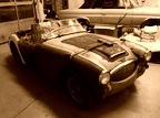ENGLISCHE SPORTWAGEN: Roadster, Cabriolet unrestauriert Austin Healey project